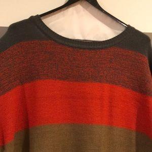 BB Dakota Dresses - BB Dakota Stripped Sweater Dress
